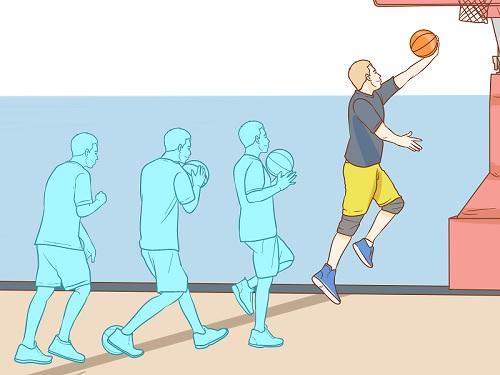 Tips Meningkatkan Kemampuan melakukan Lay Up