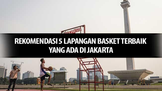 Lapangan Basket Jakarta
