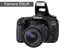 Kamera Digital SLR ( Single Lens Reflect )