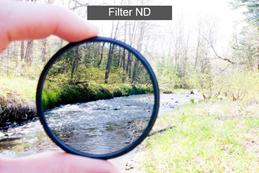 Filter ND ( Natural Density )