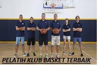 Pelatih Klub Basket