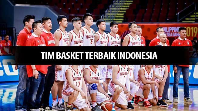 Tim Basket Terbaik Indonesia